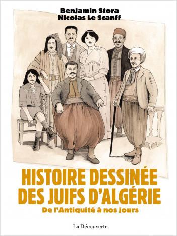 Histoire dessinée des juifs d'Algérie