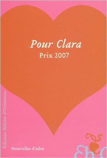 Pour Clara prix 2007