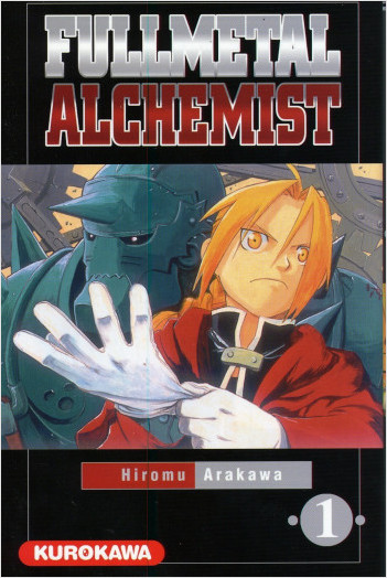 Fullmetal Alchemist - tome 01