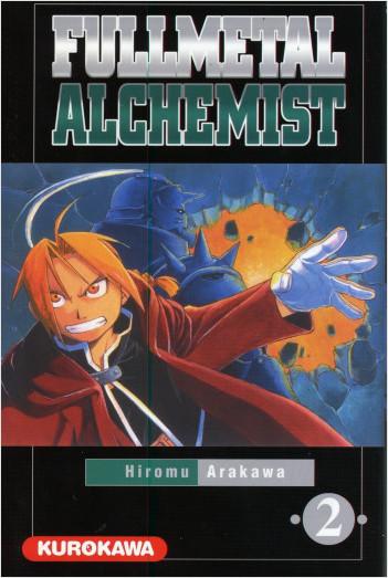 Fullmetal Alchemist - tome 02