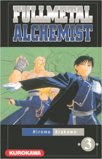 Fullmetal Alchemist - tome 03