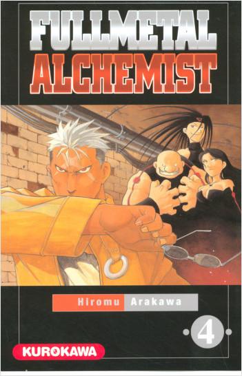 Fullmetal Alchemist - tome 04