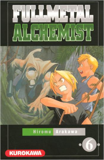 Fullmetal Alchemist - tome 06