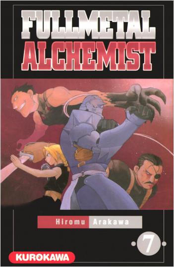 Fullmetal Alchemist - tome 07