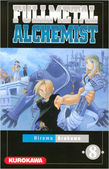 Fullmetal Alchemist - tome 08