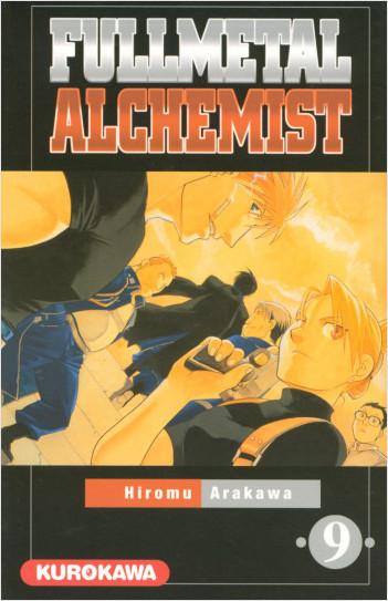 Fullmetal Alchemist - tome 09