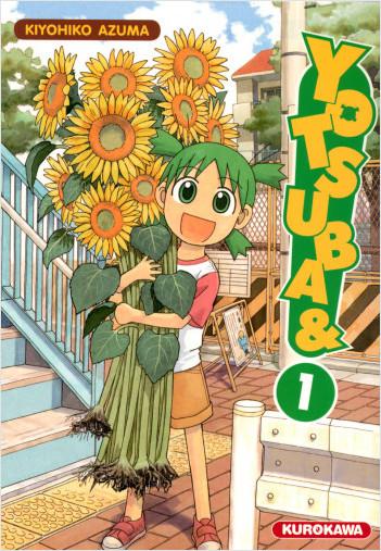 Yotsuba & ! - tome 01