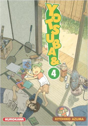 Yotsuba & ! - tome 04