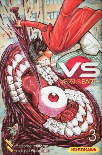 Versus Earth - tome 03