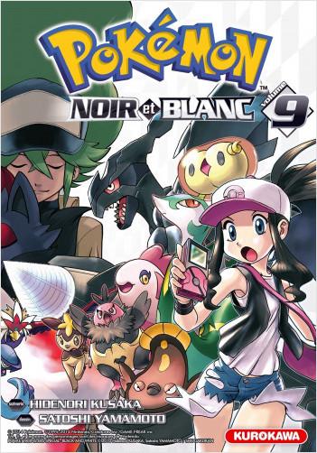 Pokémon- Noir et Blanc- tome 09