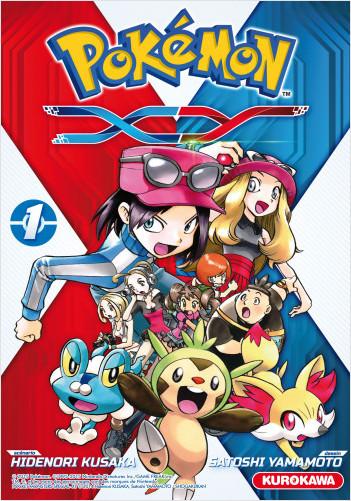 Pokémon - XY - tome 01