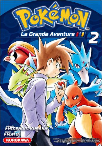 Pokémon - La Grande Aventure - tome 02