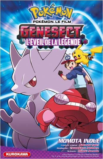 Pokémon - Le Film : Genesect et l'éveil de la légende