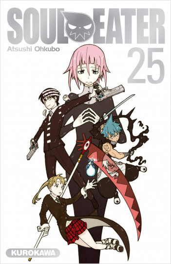 Soul Eater - tome 25