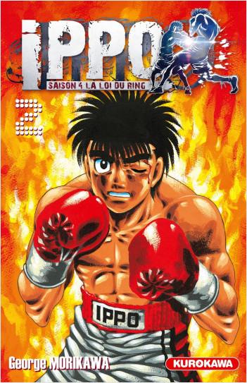 Ippo - saison 4, La loi du ring - tome 02