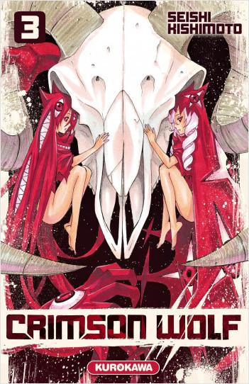 Crimson Wolf - tome 03