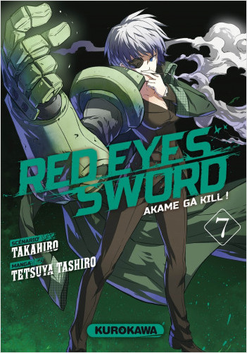 Red Eyes Sword - Akame ga Kill ! - tome 07