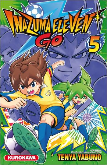 Inazuma Eleven Go ! - tome 05