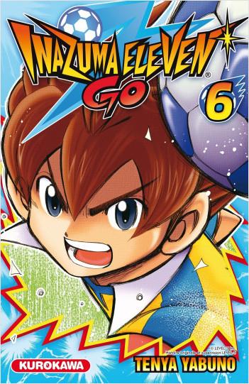 Inazuma Eleven Go ! - tome 06