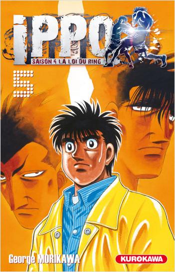 Ippo - saison 4, La loi du ring - tome 05
