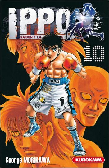 Ippo - saison 4, La loi du ring - tome 10