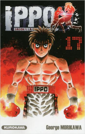 Ippo - saison 4, La loi du ring - tome 17