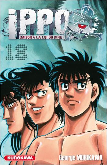 Ippo - saison 4, La loi du ring - tome 18