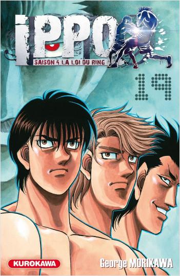 Ippo - saison 4, La loi du ring - tome 19