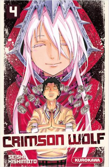 Crimson Wolf - tome 04