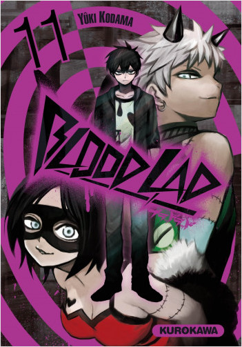 Blood Lad - tome 11
