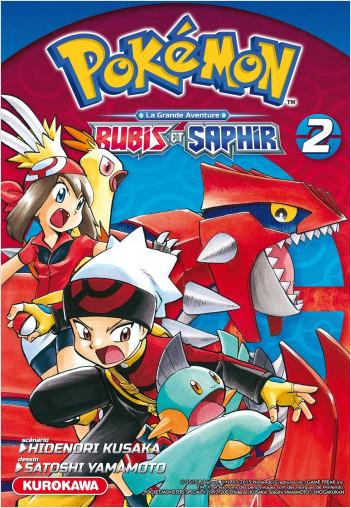 Pokémon - Rubis et Saphir - tome 02