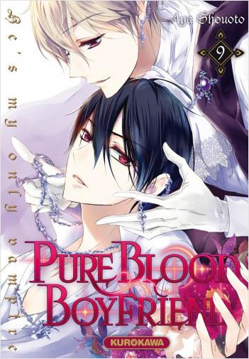 PureBlood Boyfriend - He's my only vampire - tome 09