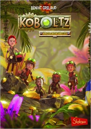 Les Koboltz (T3) : Le trésor des Wayampis - Lecture roman jeunesse anticipation fantastique - Dès 8 ans