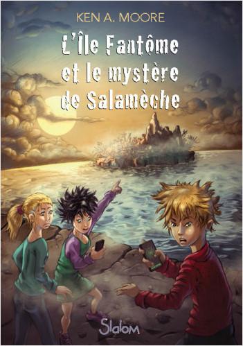 L'île fantôme et le mystère de Salamèche