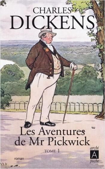 Les aventures de Mr Pickwick - tome 1