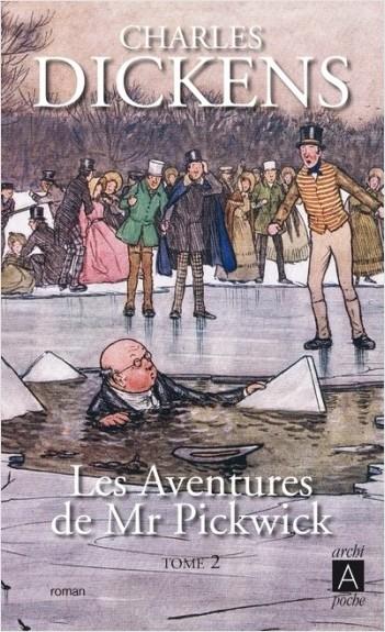 Les aventures de Mr Pickwick - tome 2