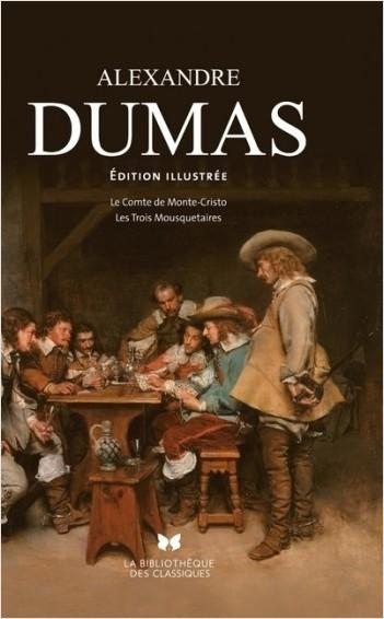 Alexande Dumas - Édition illustrée
