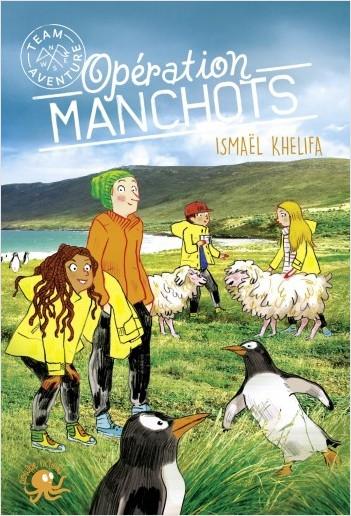 Opération Manchots - Lecture roman jeunesse aventure écologie animaux - Dès 9 ans