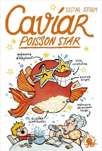 Caviar, poisson star