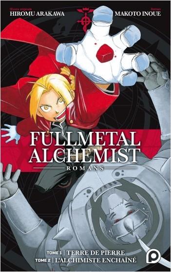 Romans Fullmetal Alchemist - T1-2