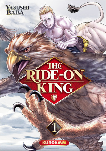 The ride-on King - T1