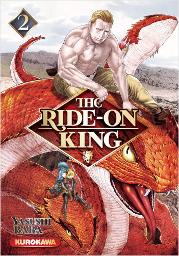 The ride-on King - T2