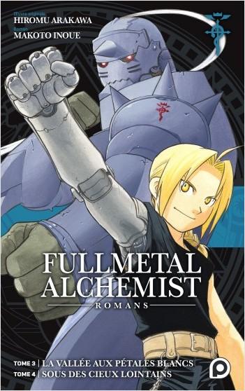 Romans Fullmetal Alchemist - T3-4