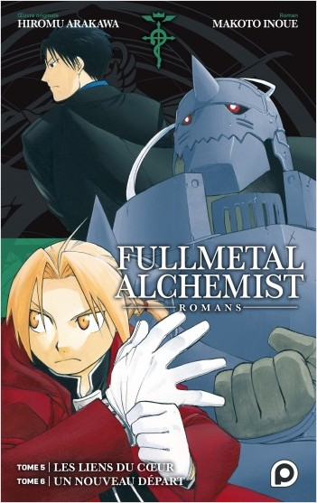 Romans Fullmetal Alchemist - T5-6