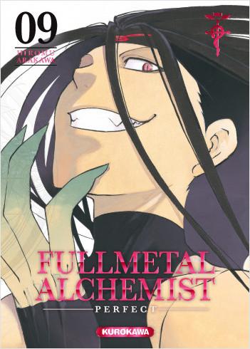 Fullmetal Alchemist Perfect T09