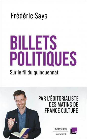 Billets politiques