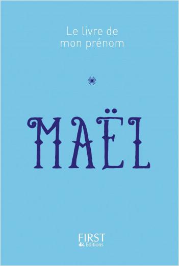 Le livre de mon prénom - Maël 52