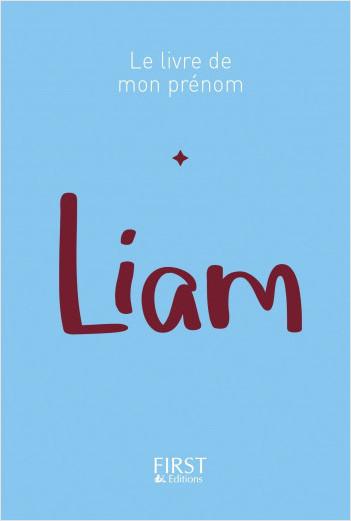 Le livre de mon prénom - Liam
