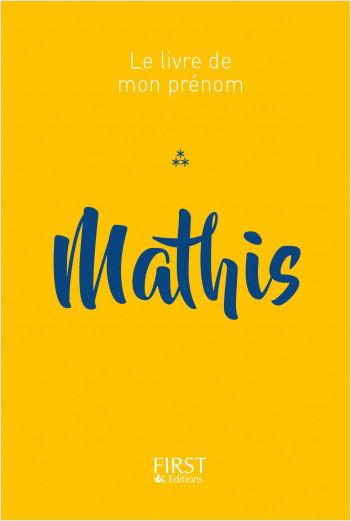 Le livre de mon prénom - Mathis 54