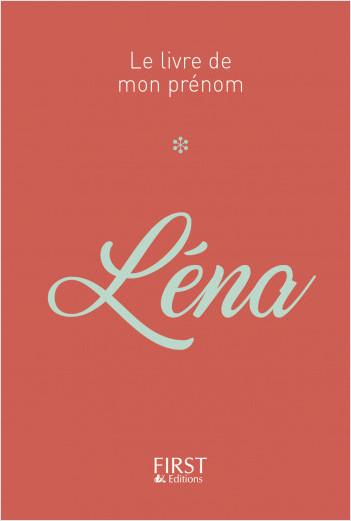 Le livre de mon prénom - Léna